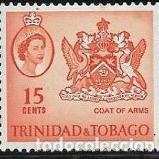 Sellos: TRINIDAD Y TOBAGO YVERT 183 NUEVO CON GOMA. Lote 255564350