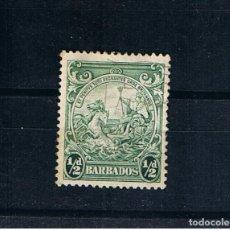 Francobolli: BARBADOS 1938 SELLO ANTIGUO CLASICO COLONIAS INGLESAS CARIBE PAISES EXOTICOS. Lote 261691245