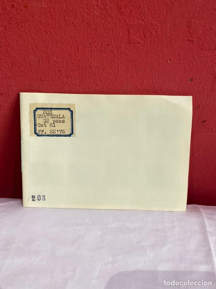 Sellos: Álbum de sellos antiguos GUATEMALA clasificados- ver fotos - Foto 2 - 261763650