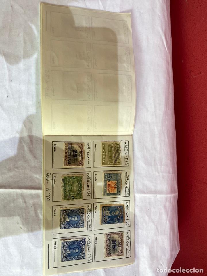 Sellos: Álbum de sellos antiguos GUATEMALA clasificados- ver fotos - Foto 3 - 261763650