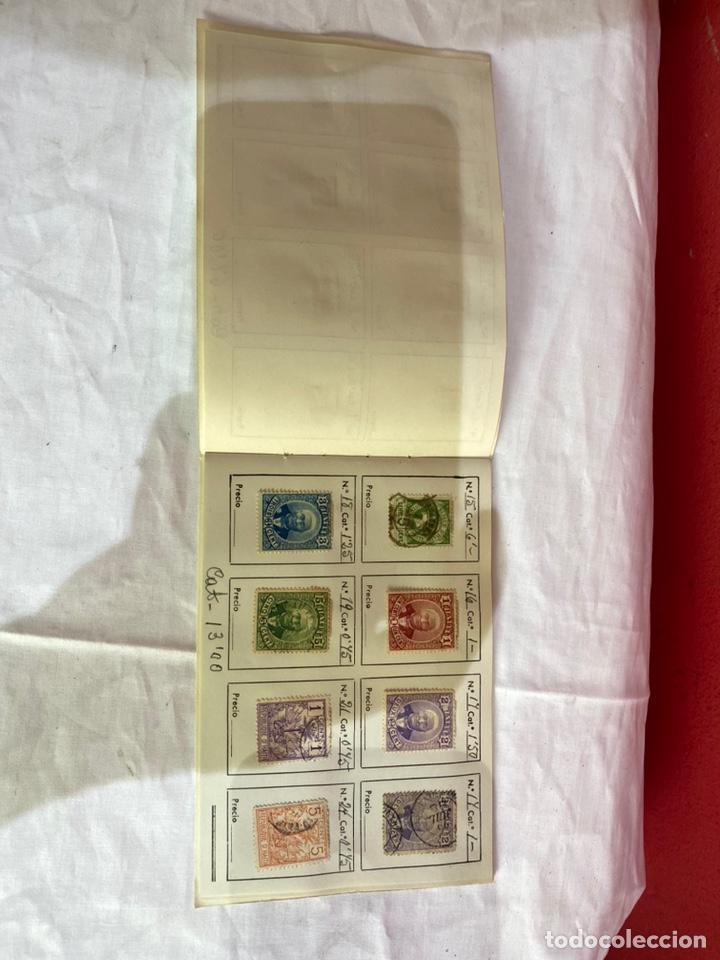 Sellos: Álbum de sellos antiguos haiti . 80 piezas clasificados. Ver fotos - Foto 3 - 261783830