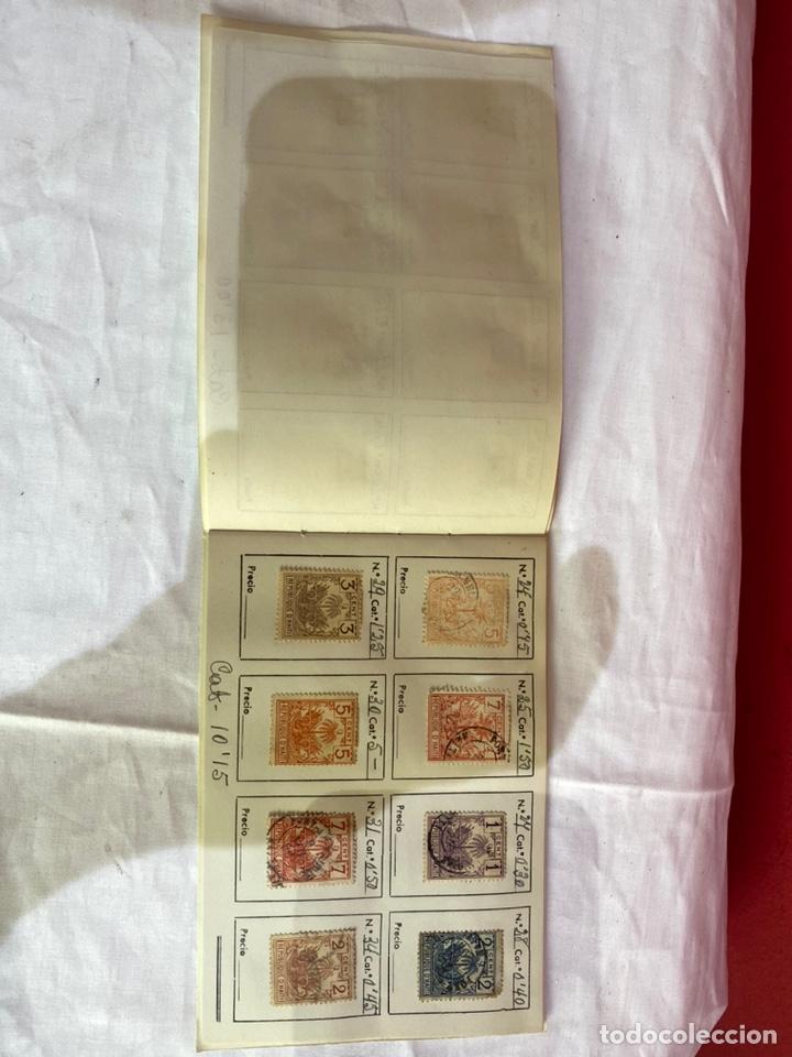 Sellos: Álbum de sellos antiguos haiti . 80 piezas clasificados. Ver fotos - Foto 4 - 261783830