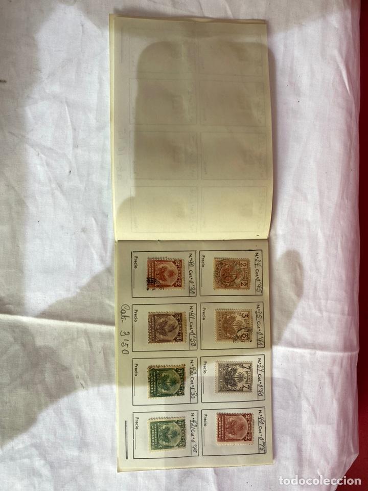 Sellos: Álbum de sellos antiguos haiti . 80 piezas clasificados. Ver fotos - Foto 5 - 261783830