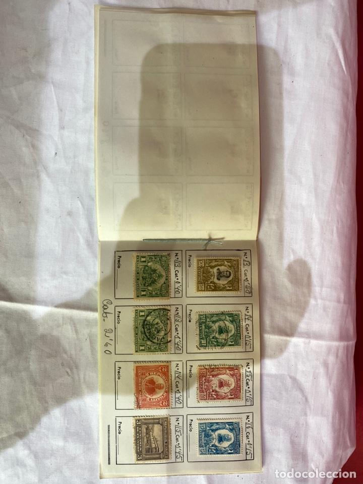 Sellos: Álbum de sellos antiguos haiti . 80 piezas clasificados. Ver fotos - Foto 7 - 261783830