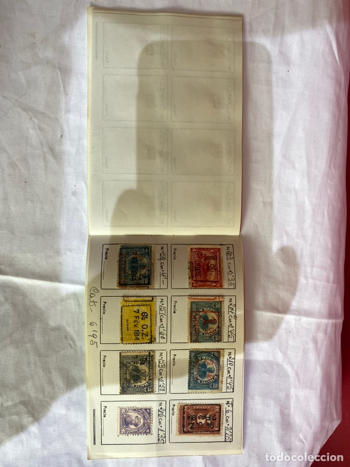 Sellos: Álbum de sellos antiguos haiti . 80 piezas clasificados. Ver fotos - Foto 11 - 261783830