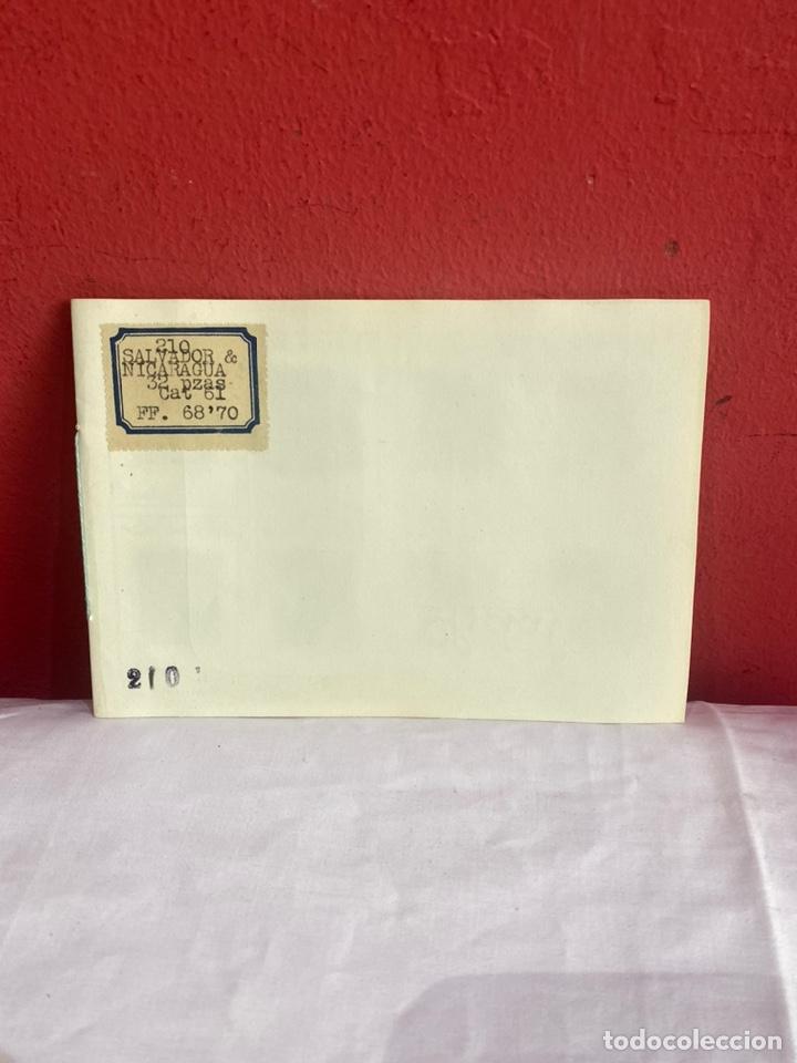 Sellos: Álbum de sellos antiguos salvador - Nicaragua . Clasificados . Ver fotos - Foto 2 - 261789410