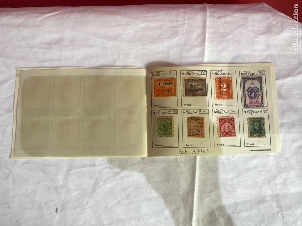 Sellos: Álbum de sellos antiguos salvador - Nicaragua . Clasificados . Ver fotos - Foto 5 - 261789410