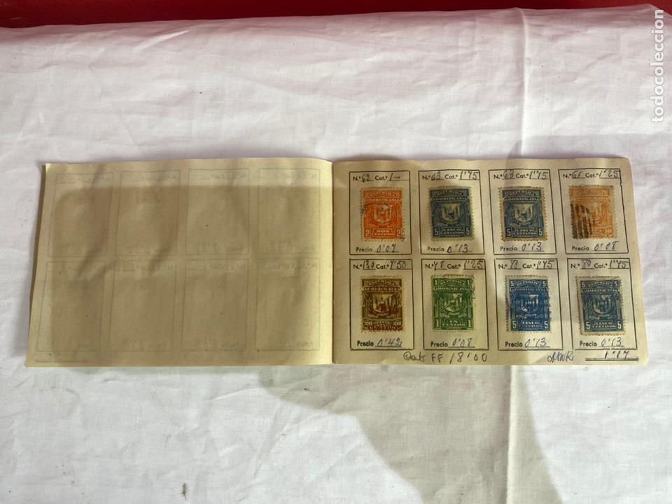 Sellos: Álbum de sellos Domincana antiguos. Coleccion 141 sellos . Ver fotos - Foto 4 - 261792760