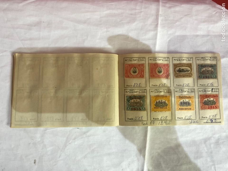 Sellos: Álbum de sellos Domincana antiguos. Coleccion 141 sellos . Ver fotos - Foto 10 - 261792760