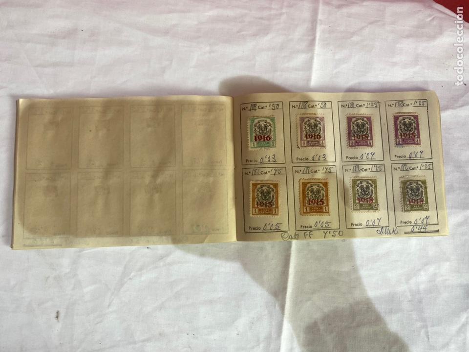 Sellos: Álbum de sellos Domincana antiguos. Coleccion 141 sellos . Ver fotos - Foto 12 - 261792760
