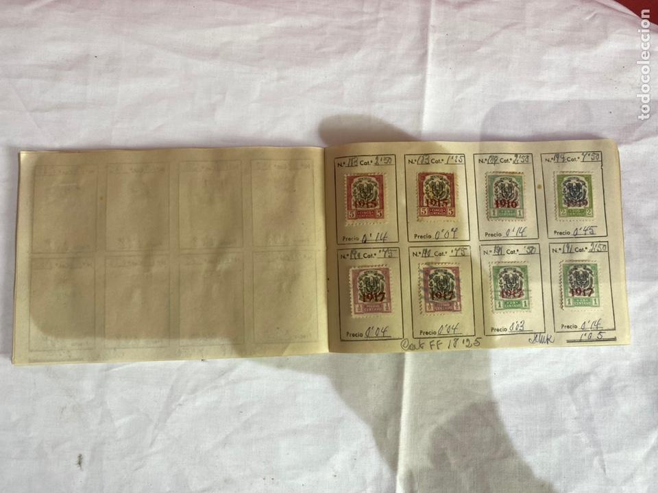 Sellos: Álbum de sellos Domincana antiguos. Coleccion 141 sellos . Ver fotos - Foto 13 - 261792760