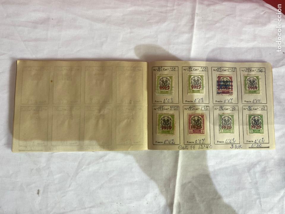 Sellos: Álbum de sellos Domincana antiguos. Coleccion 141 sellos . Ver fotos - Foto 14 - 261792760