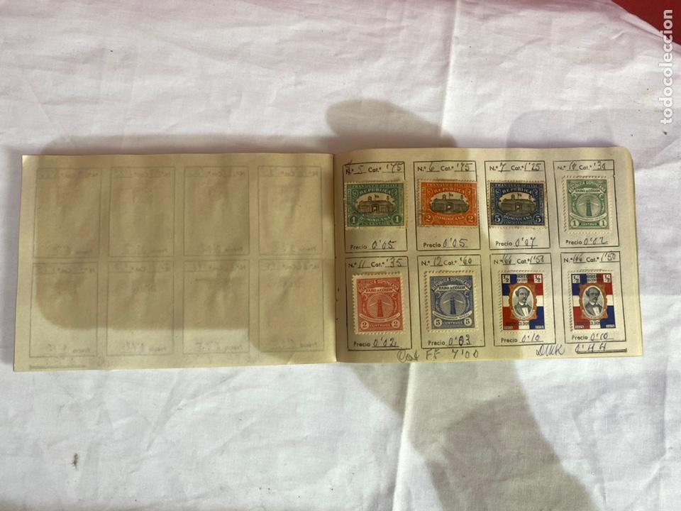 Sellos: Álbum de sellos Domincana antiguos. Coleccion 141 sellos . Ver fotos - Foto 15 - 261792760