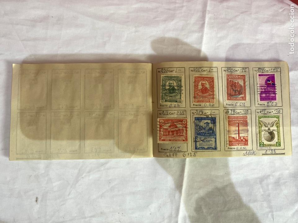 Sellos: Álbum de sellos Domincana antiguos. Coleccion 141 sellos . Ver fotos - Foto 16 - 261792760