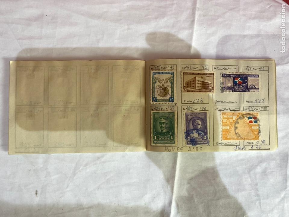 Sellos: Álbum de sellos Domincana antiguos. Coleccion 141 sellos . Ver fotos - Foto 17 - 261792760