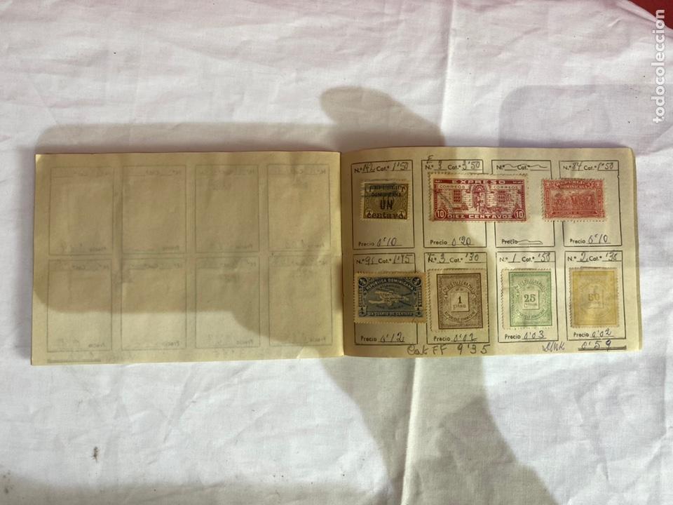 Sellos: Álbum de sellos Domincana antiguos. Coleccion 141 sellos . Ver fotos - Foto 18 - 261792760