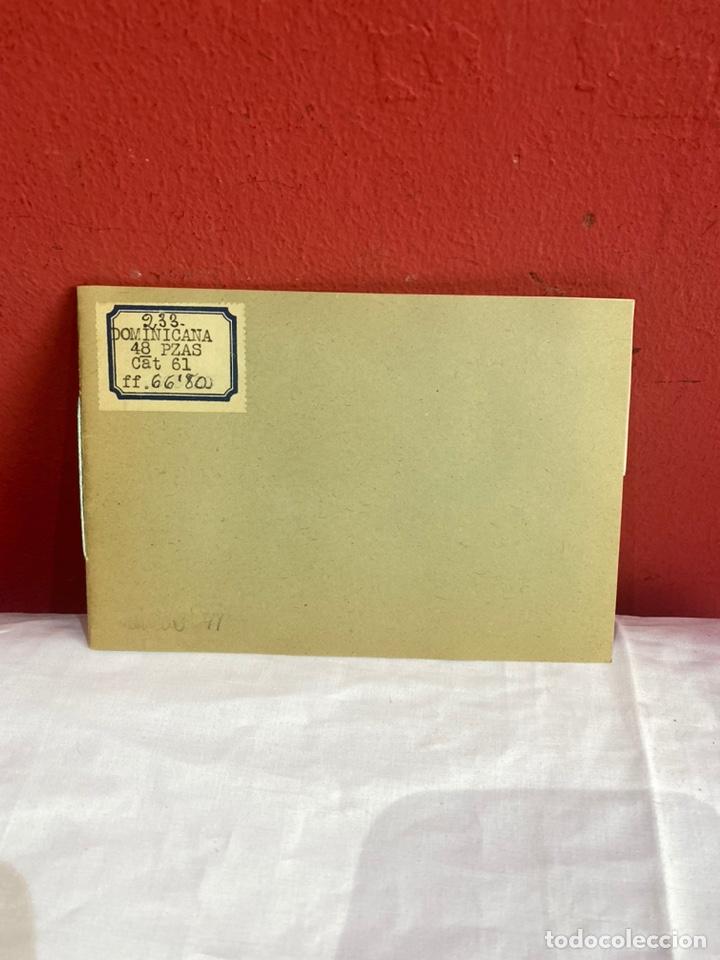 Sellos: Álbum de sellos dominicana catalogado . Ver fotos - Foto 2 - 261793440