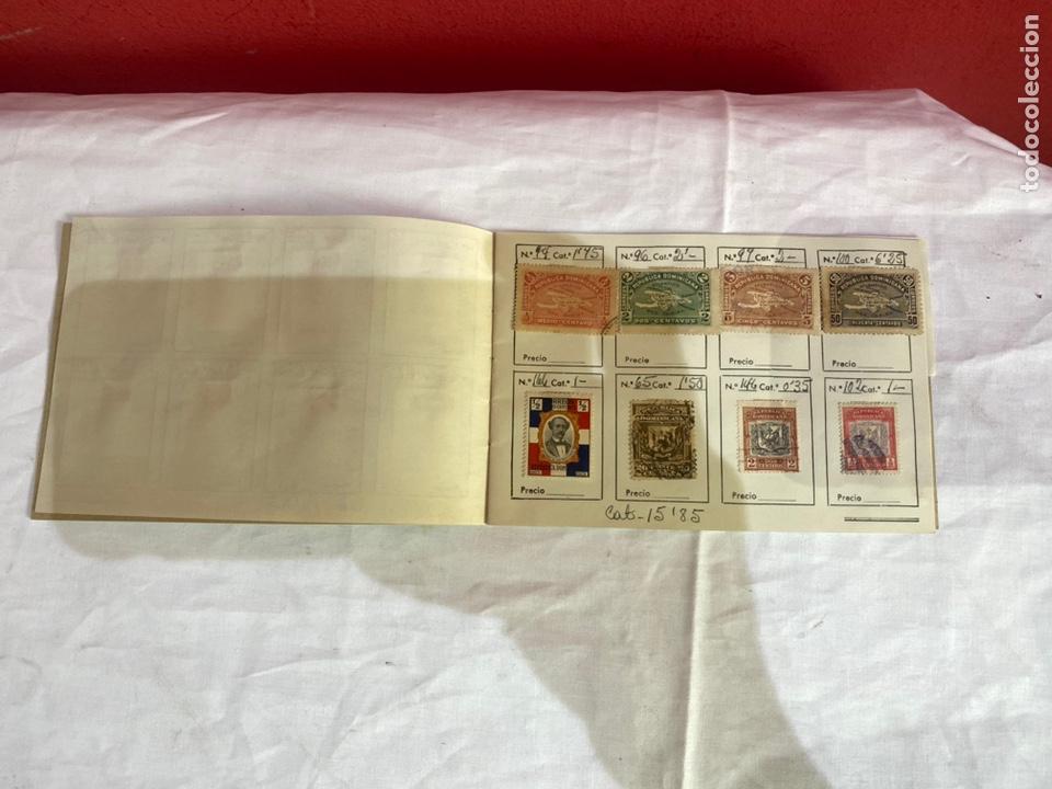 Sellos: Álbum de sellos dominicana catalogado . Ver fotos - Foto 3 - 261793440