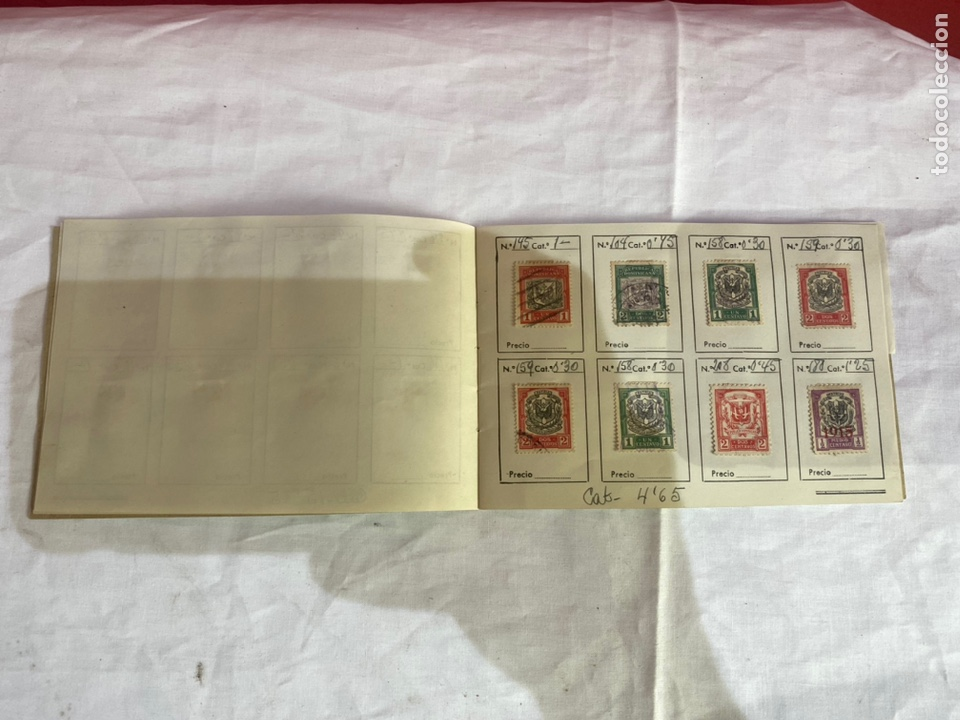 Sellos: Álbum de sellos dominicana catalogado . Ver fotos - Foto 4 - 261793440