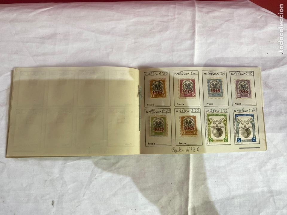 Sellos: Álbum de sellos dominicana catalogado . Ver fotos - Foto 5 - 261793440