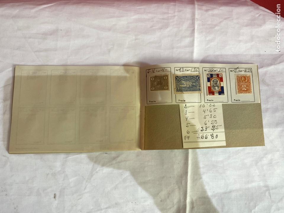 Sellos: Álbum de sellos dominicana catalogado . Ver fotos - Foto 7 - 261793440