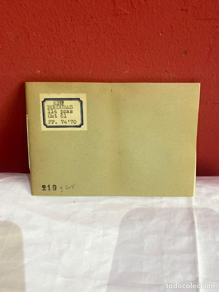 Sellos: Álbum de sellos antiguos honduras . Ver fotos 61 sellos clasificados - Foto 2 - 261794450