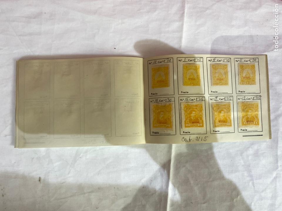 Sellos: Álbum de sellos antiguos honduras . Ver fotos 61 sellos clasificados - Foto 14 - 261794450