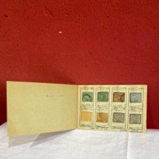 Sellos: ÁLBUM DE SELLOS PANAMA ANTIGUO COLECCION 76 SELLOS . VER FOTOS. Lote 261801005