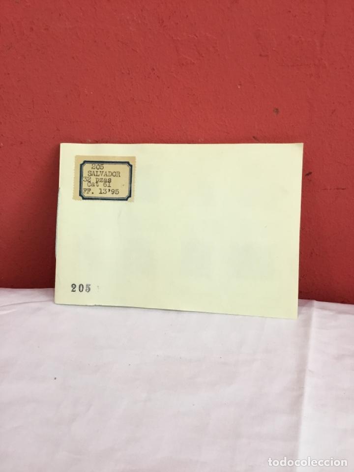 Sellos: Álbum de sellos salvador antiguos catalogados - Foto 2 - 261811975