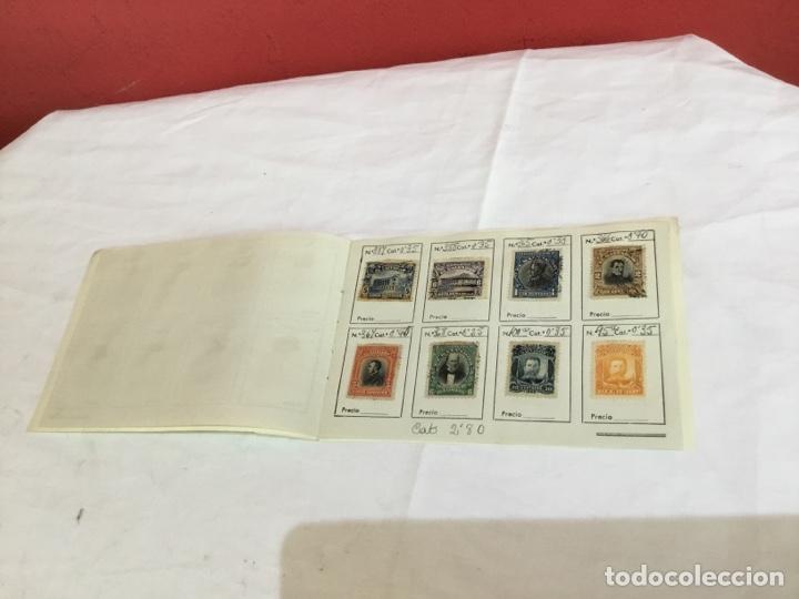 Sellos: Álbum de sellos salvador antiguos catalogados - Foto 3 - 261811975
