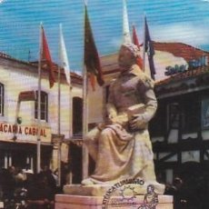 Sellos: PORTUGAL & MAXI,VI CENTENARIO LUIS DE CAMÕES, EDICIÓN LUSIADAS, MONUMENTO, CASCAIS 1580-1980 (1470). Lote 262776585