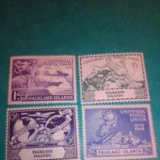 Sellos: 1949 UPU FALKLAND. Lote 270223378