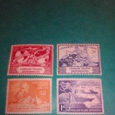 Sellos: 1949 UPU FALKLAND. Lote 270223773