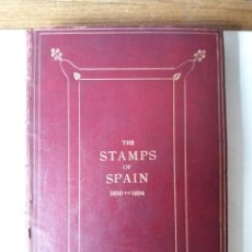 Sellos: THE STAMPS OF SPAIN 1850 TO 1854. Lote 270927038