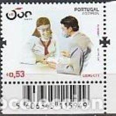 Sellos: PORTUGAL ** & 500 AÑOS DE CORREO EN PORTUGAL, TIENDAS CTT 2020 (8424). Lote 271049783
