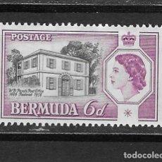 Francobolli: BERMUDA Nº 156 (**). Lote 273422098