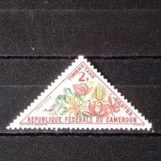 Timbres: SELLO DE CAMEROUN- TRIÁNGULO 1. Lote 273961548