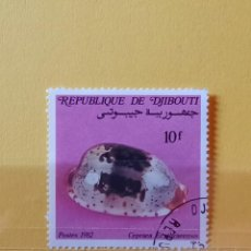 Sellos: SELLO TEMÁTICO DJIBOUTI - R G. Lote 276038923