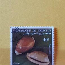 Sellos: SELLO TEMÁTICO DJIBOUTI - R G. Lote 276039133