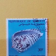 Sellos: SELLO TEMÁTICO DJIBOUTI - R G. Lote 276039168