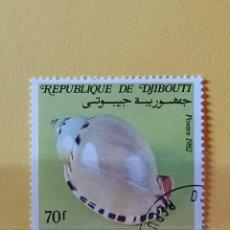 Sellos: SELLO TEMÁTICO DJIBOUTI - R G. Lote 276039218