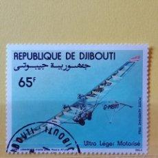 Sellos: SELLO TEMÁTICO DJIBOUTI - R G. Lote 276039383