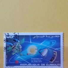 Sellos: SELLO TEMÁTICO DJIBOUTI - R G. Lote 276039428