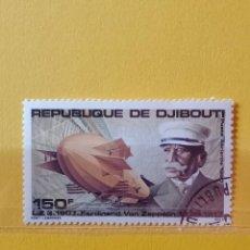 Sellos: SELLO TEMÁTICO DJIBOUTI - R G. Lote 276039498