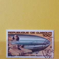 Sellos: SELLO TEMÁTICO DJIBOUTI - R G. Lote 276039518