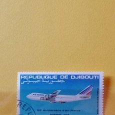 Sellos: SELLO TEMÁTICO DJIBOUTI - R G. Lote 276039568