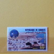 Sellos: SELLO TEMÁTICO DJIBOUTI - UU. Lote 276041458
