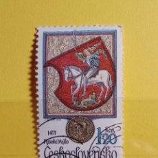 Timbres: SELLO TEMÁTICO CHECOSLOVAQUIA - CAM. Lote 276103668