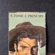Sellos: SELLO S TOME E PRINCIPE -ELVIS PRESLEY- STE. Lote 277040468