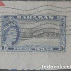 Sellos: LOTE X-SELLO BAHAMAS. Lote 277078983